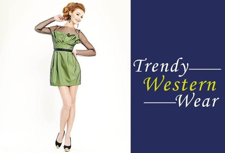 Flaunt your style with #HYTREND's western wear, >> http://hytrend.com/women/western-wear/dresses.html