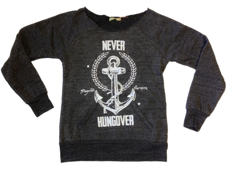 Image of Never Hungover Womens Sweater