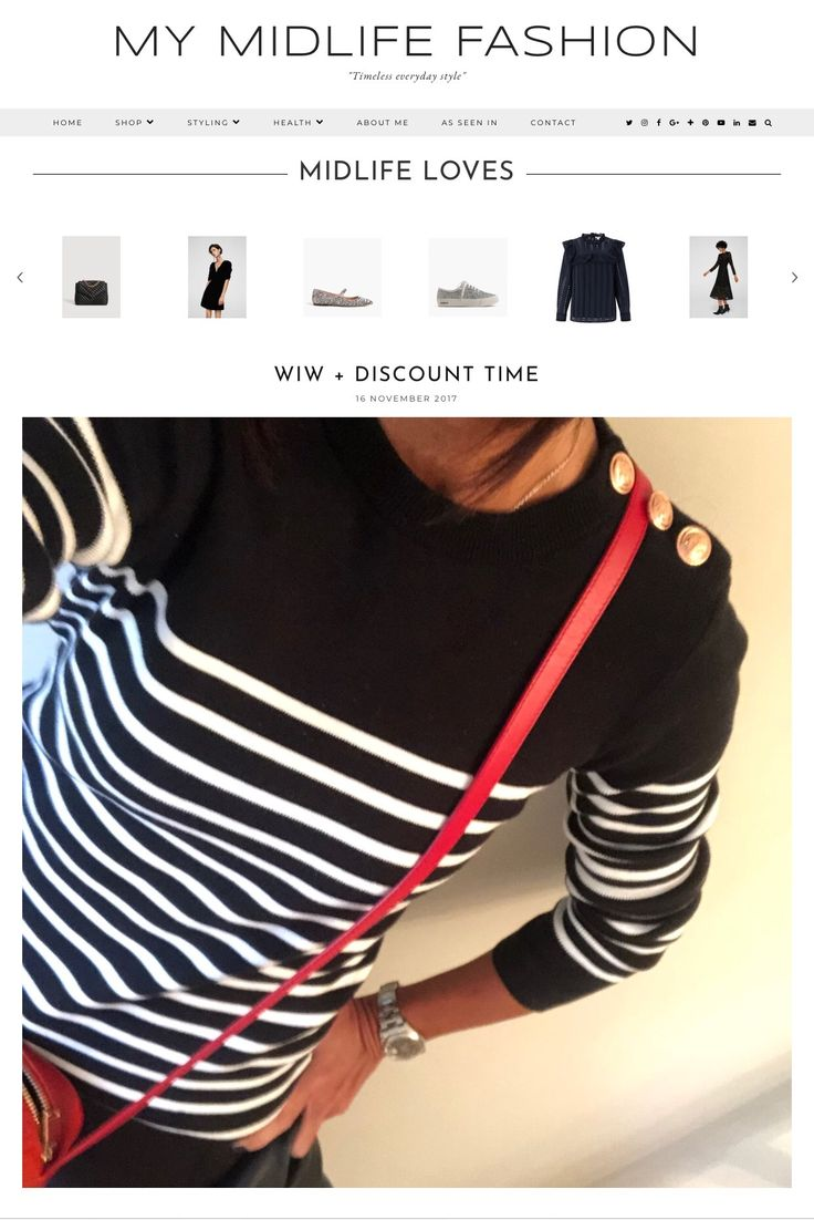 How to style a stripe sailor knit jumper with cropped kick flares, statement stud flats & a red leather cross body bag plus a Jack Wills discount code + my top picks. #ootd #wiw #lotd #over40 #over40fashion #fashion #howtodresswhenyoureover40 #over40style #midlife #whattowear #howtostyle #style #stylingtips #discountcode #stripes #stripejumper #sailorjumper #croppedkickflares #bikerjacket