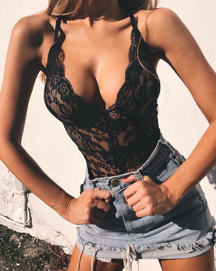 #TigerMistIntimates x Denim  'Savannah' bodysuit online now.