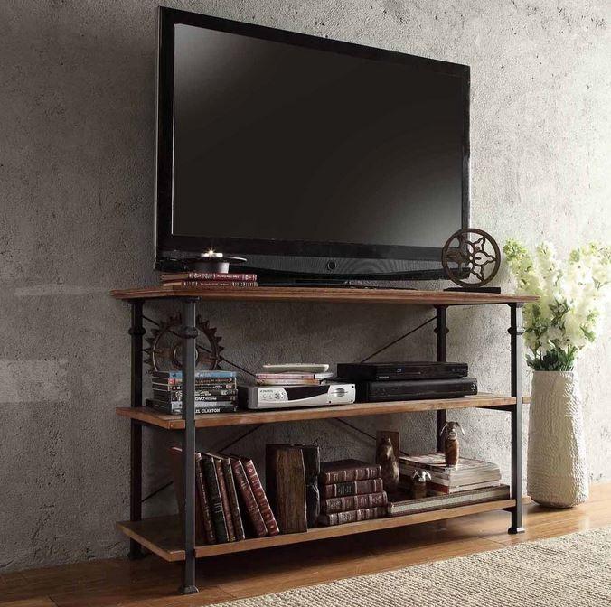 Best 25+ Industrial Tv Stand Ideas On Pinterest | Industrial Media Storage, Metal  Tv Stand And Tv Stand Price