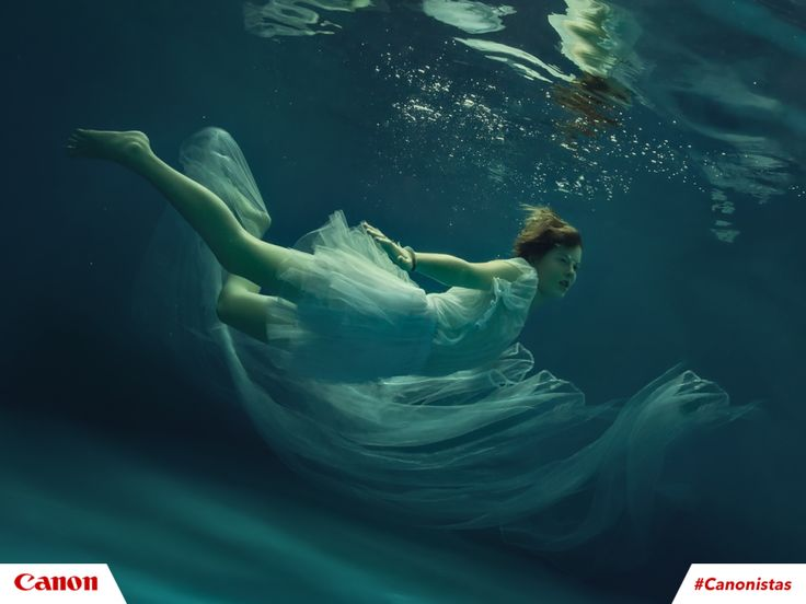 La fotografía bajo el agua hace que nuestro mundo se vea mágico y que la percepción de la vida cambie.