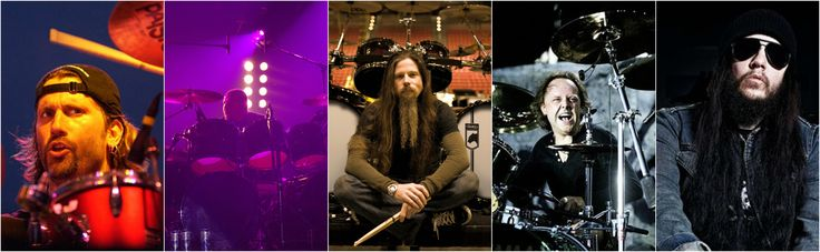 Top 5 Metal Drummers of All Time