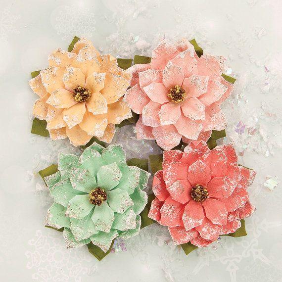 Prima Sweet Peppermint Blumen / der erste von MyScrapCabinShop