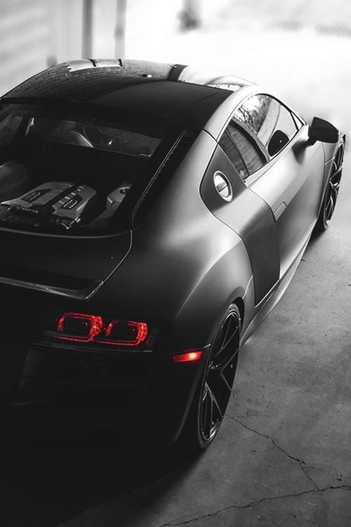 Christian Grey's Audi R8 Spyder. Seductive? Click for our 50 Shades of Grey cars special...