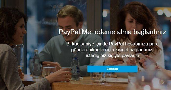 Artık Paypal İle Kolayca Para Transferi Yapabileceksiniz