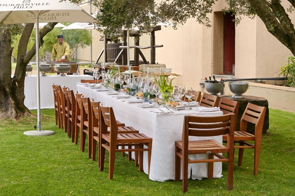Weddings and Private Functions - Durbanville Hills