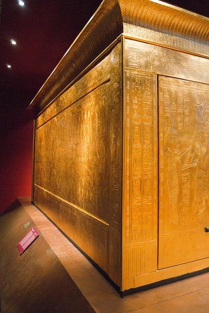 Tutanchamun Ausstellung Köln