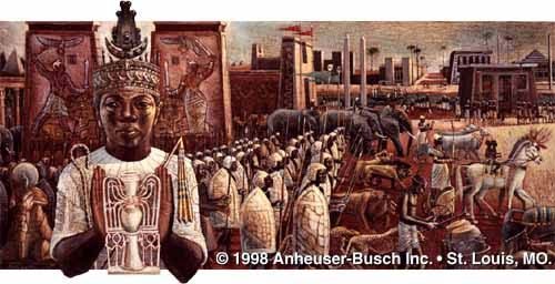 Taharqa Taharqa the dual Pharaoh of the 25th dynasty of Kemet and Kush Now known as Egypt and Sudan. He is noted in the bible in 2 Kings 19:9; Isaiah 37:9 as Tirhakah, king of Ethiopia, who waged war...