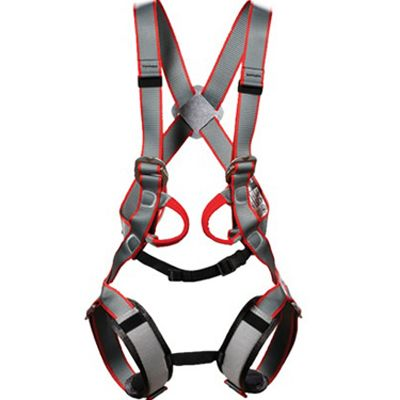 DMM Tom Kitten Harness (for rock climbing) | Suitable for children up to 40kg. | at www.weighmyrack.com