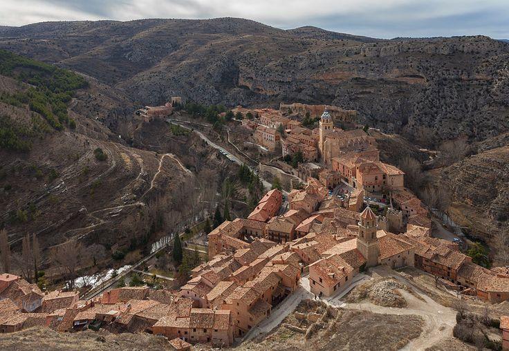 Δημιουργία - Επικοινωνία: Albarracín - ένα από τα ομορφότερα χωριά της Ισπαν...
