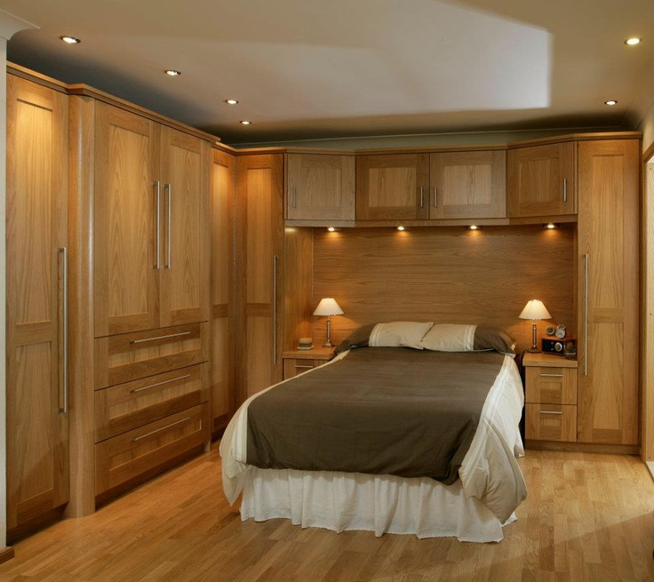 Anglia Factors martlesham fitted bedroom, not a piece of clothing needs to be in sight!
