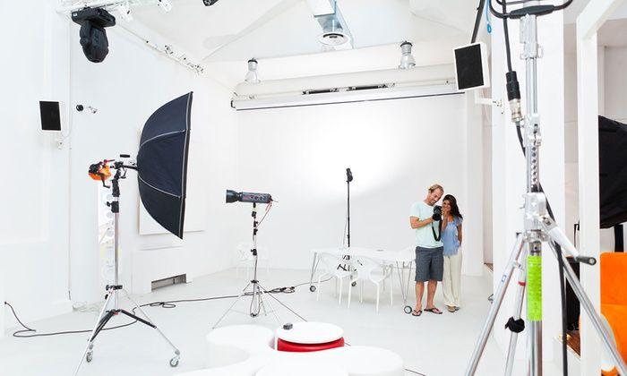 Photography Studio Rental - Encanto: One-, Three-, or Five-Hour Photography Studio Rental at PAC (Up to 52% Off)
