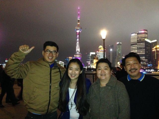 上海   Shanghai in 上海市 #thebund ☺️