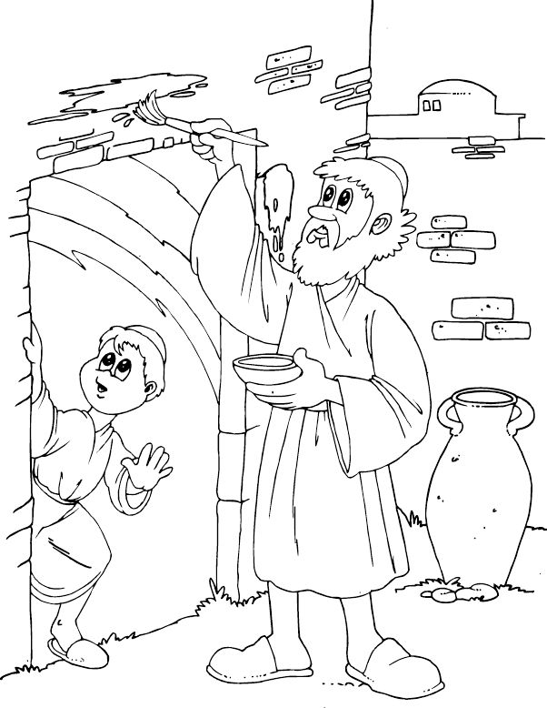 passover coloring pages printable this picture is of passover marking door printable colouring pages coloring