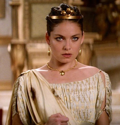 alexa davalos as princess andromeda of argos in clash of