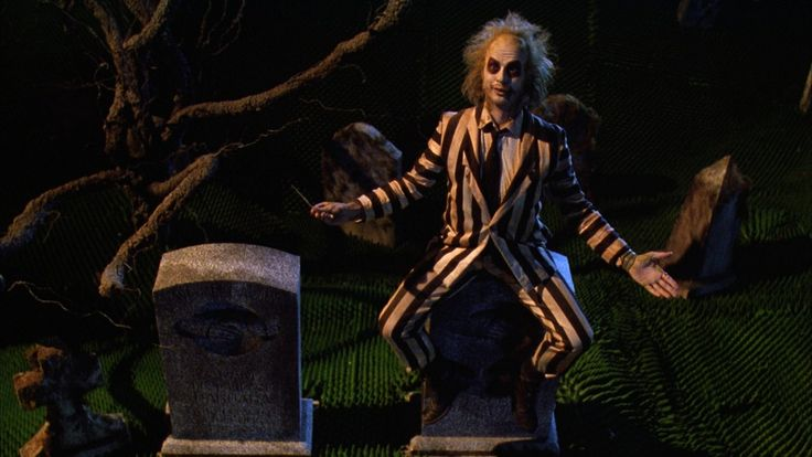 Fun, Interesting, and Rare Alternate and Deleted Scenes From Tim Burton's BEETLEJUICE — GeekTyrant