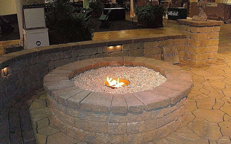 Fire Pit From Lowes Best Spray Paint for Wood Furniture