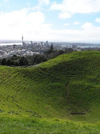 Mount Eden - Auckland Central, New Zealand