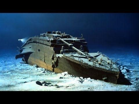 www.cruisejournal.de #Kreuzfahrt National Geographic Live! - Robert Ballard: Painting the #Titanic
