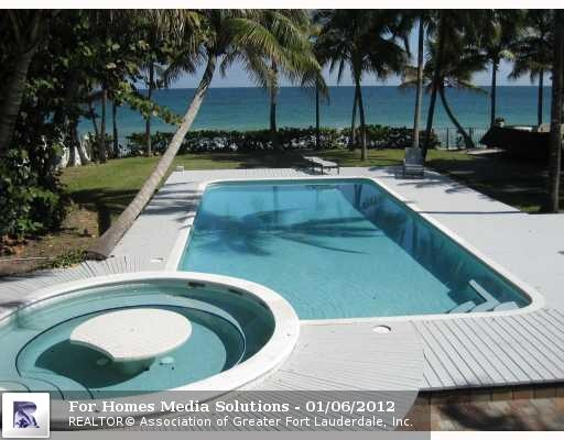Perfect private oasis fort lauderdale fl home for Pool design fort lauderdale