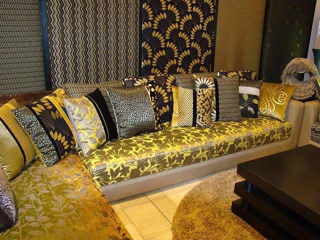 fabrication des salons marocains id es pour la maison pinterest salon marocain and salons. Black Bedroom Furniture Sets. Home Design Ideas