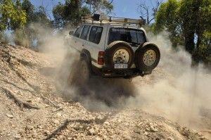 Fun 4WDing near Perth