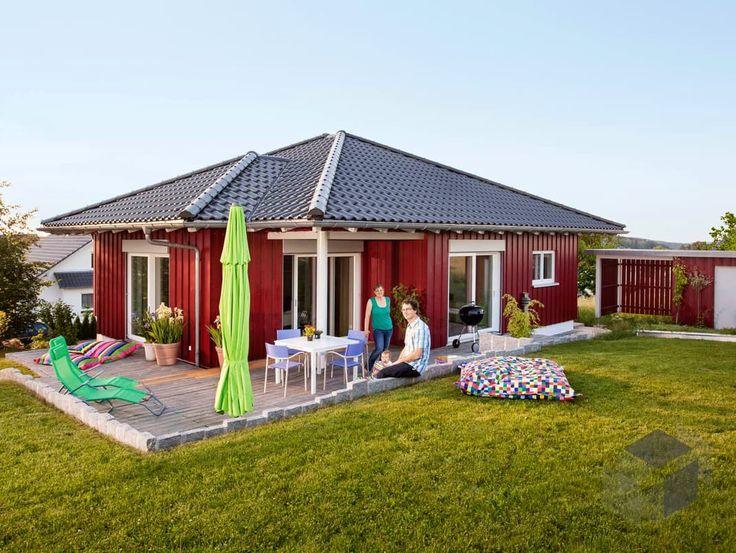 Skandinavisches haus grundriss  16 besten Schwedenhäuser Bilder auf Pinterest | Skandinavischer ...