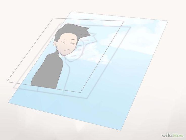 How to make a cartoon