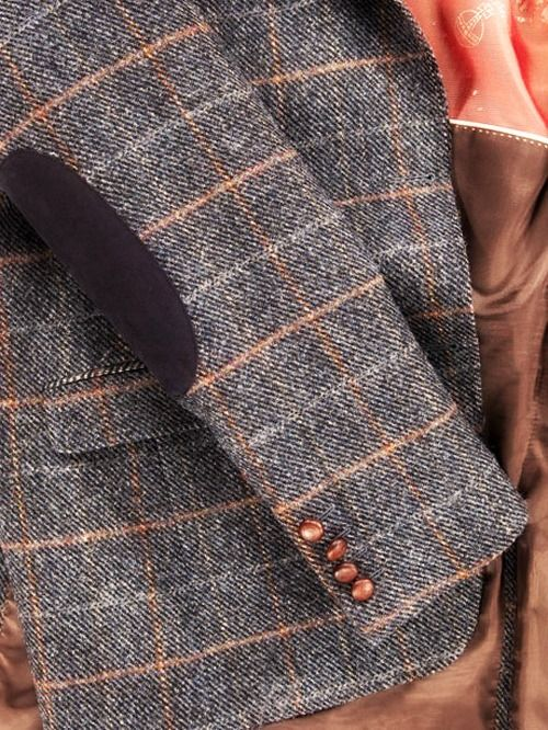 Советы от профессионалов: с чем носить твидовый пиджак, с какой одеждой и обувью его правильно сочетать