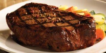Espresso-Bourbon Steaks With Mashed Sweet Potatoes Recipe - Food.com