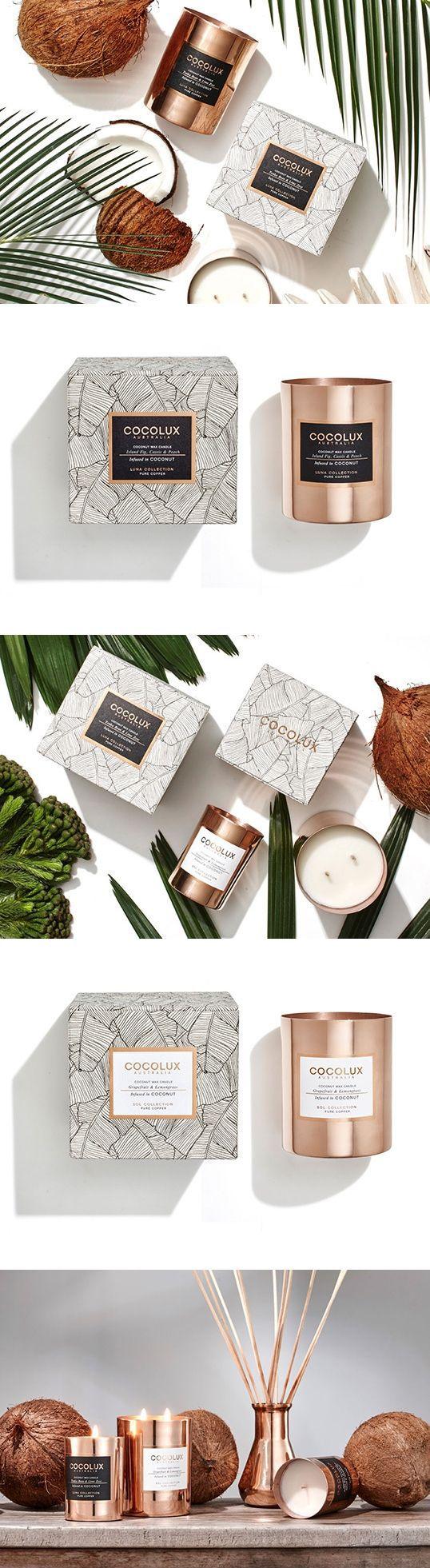 COCOLUX AUSTRALIA | LUXURY NATURAL CANDLES