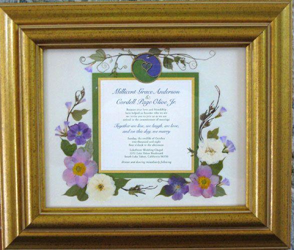 44 best Wedding Invitation Keepsake images on Pinterest