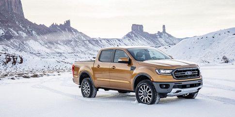 đanh Gia Ford New Ranger 2019 Ban Tải Phien Bản Thế Hệ Mới Nhất Co Hinh ảnh Ford Ranger Ford Xe Ban Tải