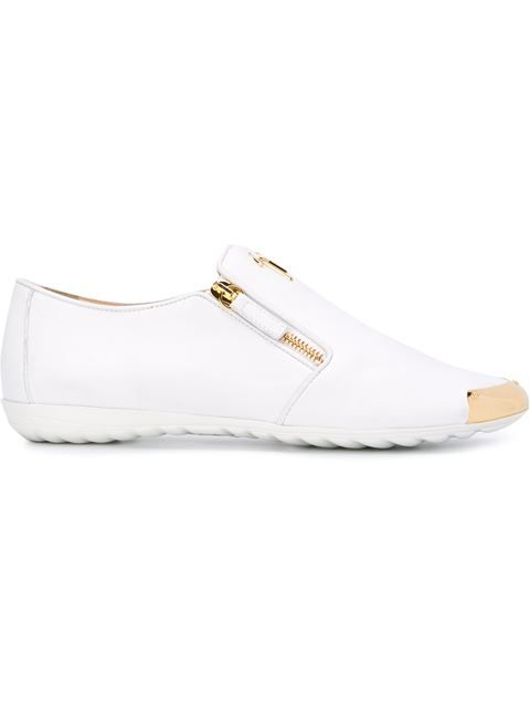 Shop Giuseppe Zanotti Design slip-on sneakers in Stivali from the world's best independent boutiques at farfetch.com. Shop 400 boutiques at one address.