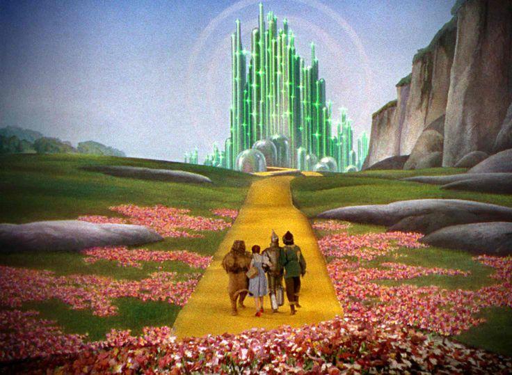 le magicien d'oz | ... (sans doute) rien compris au « Magicien d'Oz » - Rue89 - L'Obs