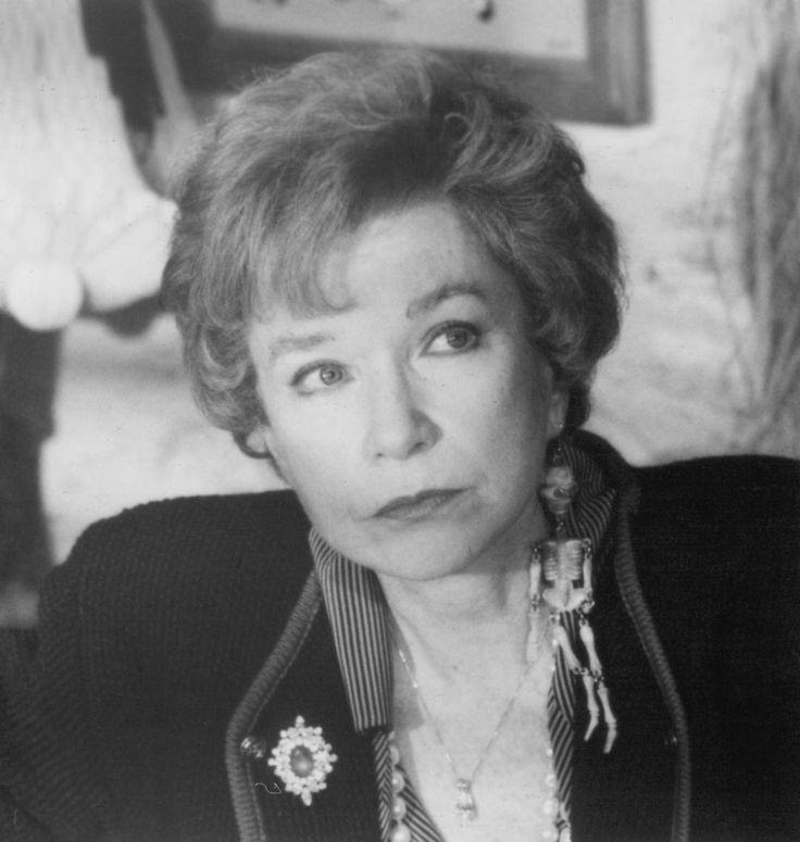 Shirley MacLaine. Igen en af mine gymnasie bekendtskaber, hvor jeg slugte hendes På dybt vand en serie jeg stadig leder efter på DVD. Jeg nød også at læse om hendes rejse ad Caminoen...