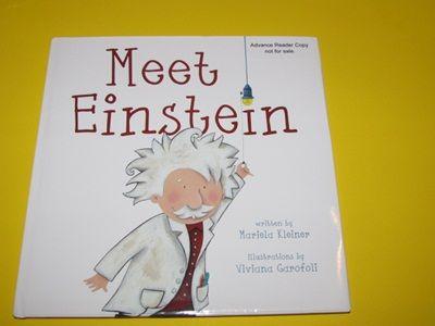 Meet Einstein: Science made fun in preschool