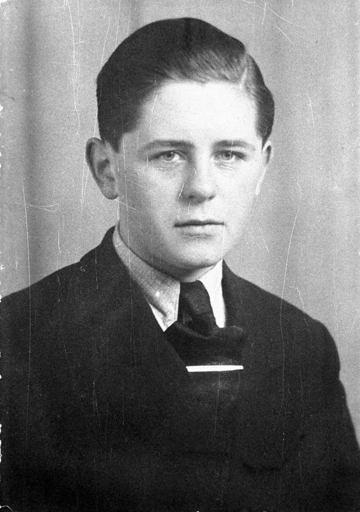 "Helmuth Hubener. This kid sounds extraordinary. Disgusted by Kristallnacht violence, he'd listen to BBC news and distribute flyers denouncing Nazi propaganda. When facing the Nazi ""blood tribunal"" after being sentenced to death, he said, ""It's my turn to die for having committed no crime. But soon it will be yours."" The last letter he wrote his loved ones was heartrending for its courage and wisdom. He was only 17 at the time he was executed."