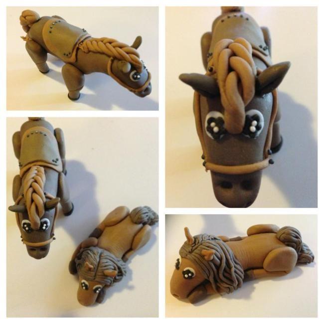 tutorial como hacer un caballo en fondant: http://kathlsbackstum.wordpress.com/2013/08/19/horse-tutorial/