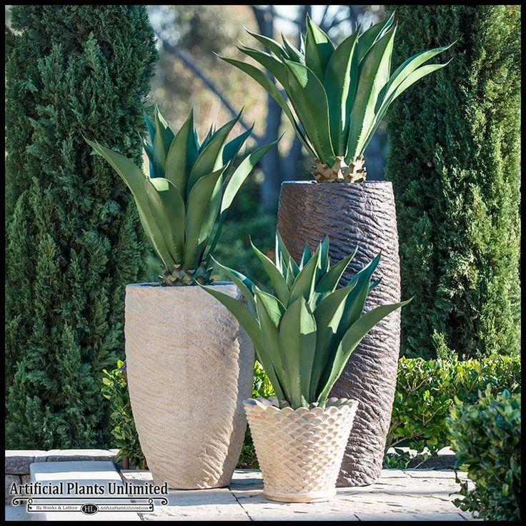 Artificial Plants, Outdoor Artificial Cactus Plants
