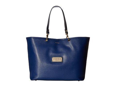 Valentino Bags by Mario Valentino Siria- Blue