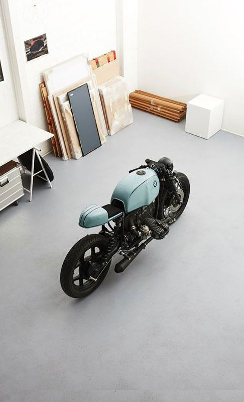 BMW R80 Cafe Racer Diamond
