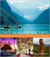 A trove of ideas for travels that are unique, decadent, & off the beaten path. Fly-fish in the virgin waters of the Chilean fjords, arriving by helicopter; navigate Alaska on a boat as luxurious as a four-star hotel but small enough to sail where the big cruise ships can��t & 48 more stunning trips. 224 pgs.   Fly-fish in the virgin waters of the Chilean fjords, arriving by helicopter; navigate Alaska on a boat as luxurious as a four-star hotel but small enough to sail where the big cruise…
