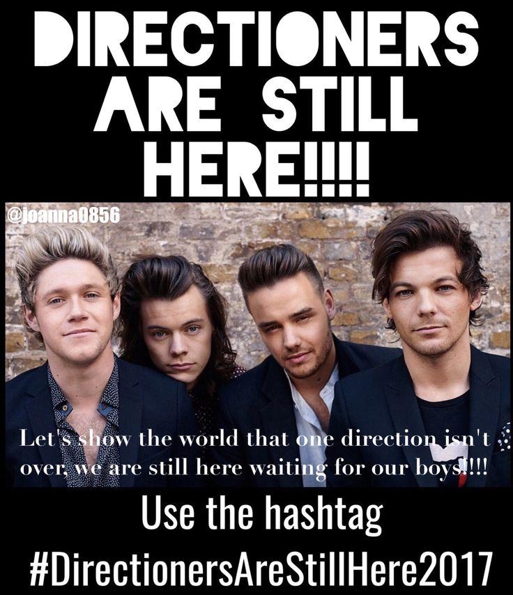 #DirectionersAreStillHere2017