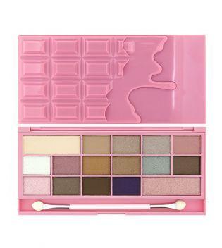 I Heart Makeup - Chocolate Palette - Pink Fizz