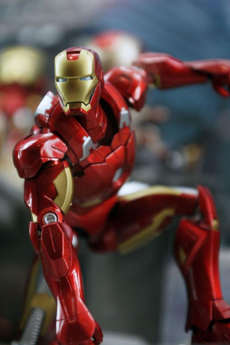 Figma Iron Man.