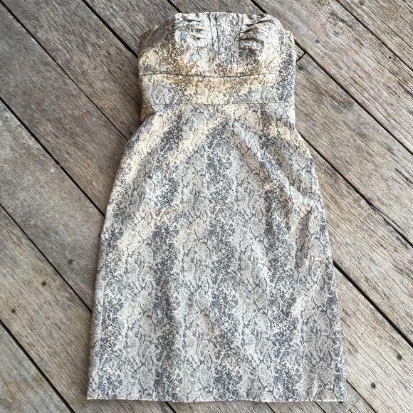 ANTONIO MELANI Strapless New Year's Eve Dress NWT Perfect Party Dress.. This dress is HOT! ANTONIO MELANI Dresses Strapless