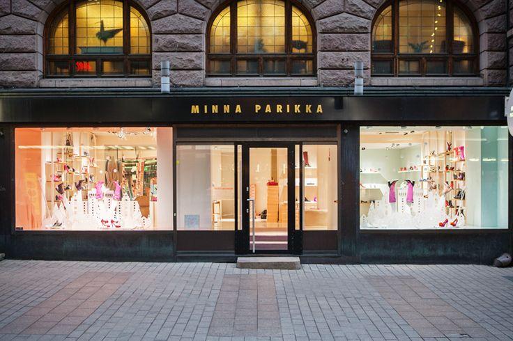 Minna Parikka Universum Helsinki