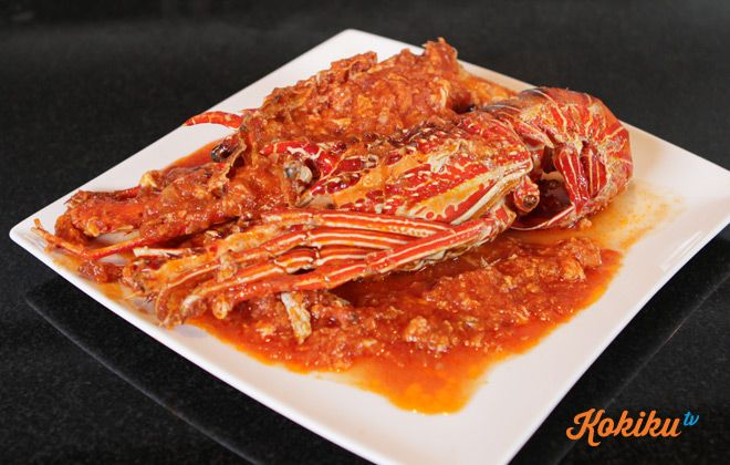 Resep Chili Lobster | Kokiku.tv